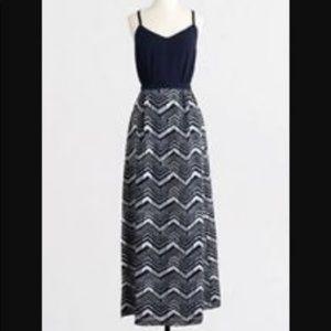 J. Crew Petite Maxi Dress